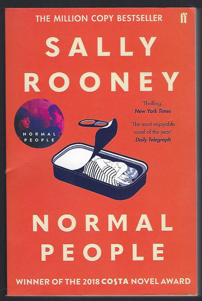Normal People - Sally Rooney - BPAP15973 - BOO