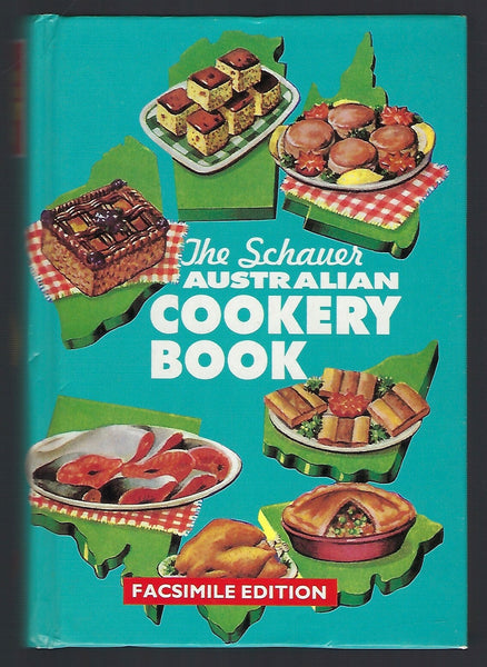 The Schauer Australian Cookery Book - BCOO15172 - BOO