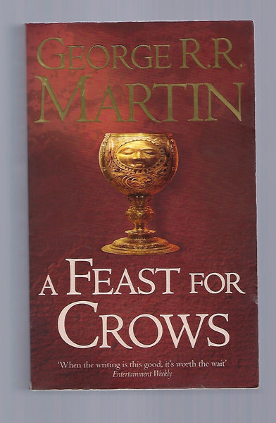 A Feast For Crows - George R.R. Martin - BFIC15002 - BOO