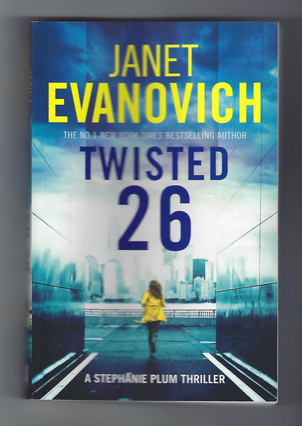 Twisted 26 - Janet Evanovich - BPAP15081 - BOO