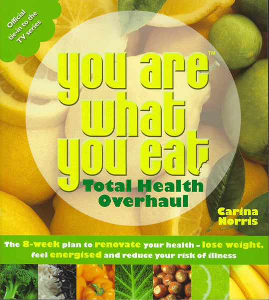 You Are What You Eat - Carina Norris - BHEA15153 - BOO