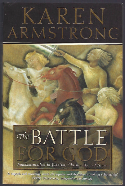 The Battle For God - Karen Armstrong - BSCI15049 - BREL - BOO