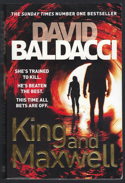 King and Maxwell - David Baldacci - BPAP15746 - BOO