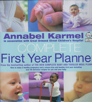 Complete First Year Planner - Annabel Karmel - BHEA15142 - BOO