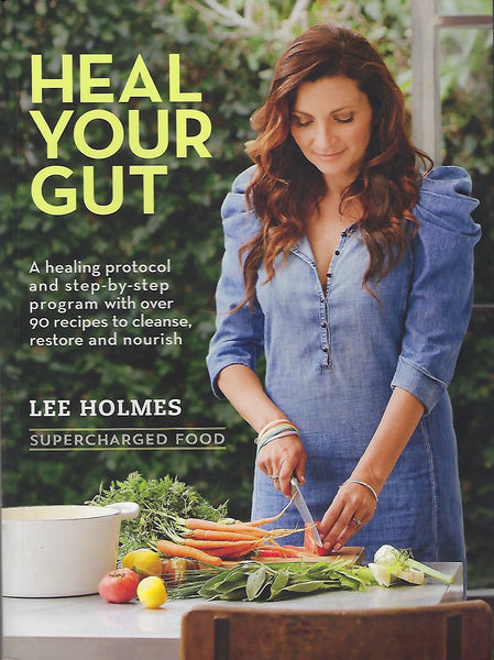Heal Your Gut - Lee Holmes - BHEA15277 - BCOO - BOO
