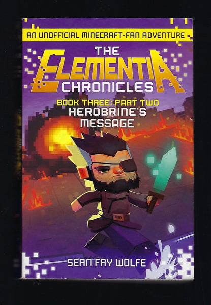 The Elementia Chronicles - Sean Fay Wolfe - BCHI15058 - BOO