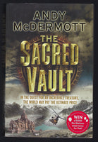 The Sacred Vault - Andy McDermott - BPAP15214 - BOO