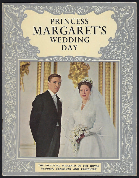 Princess Margaret's Wedding Day - BRAR15462 - BHIS - BOO