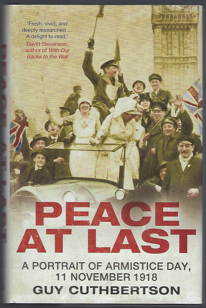 Peace at Last - Guy Cuthbertson - BMIL15106 - BHIS - BOO