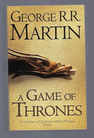 A Game of Thrones - George R.R. Martin - BFIC15000 - BOO