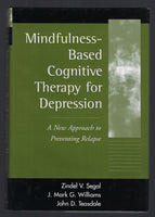 Mindfulness-Based Cognitive Therapy for Depression - Zindel V. Segal et al. - BTEX15035 - BHEA - BOO
