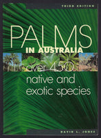 Palms in Australia (Third Edition) - David L. Jones - BCRA15276 - BOO