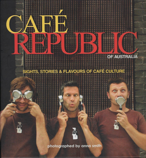 Café Republic of Australia - Anna Smith - BREF15165 - BOO