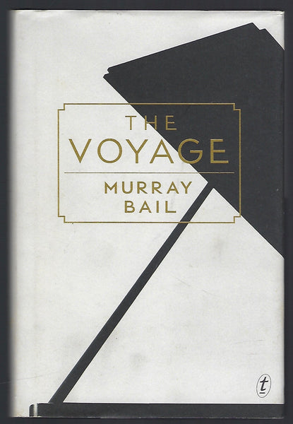 The Voyage - Murray Bail - BHAR15050 - BCLA - BOO