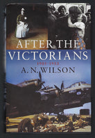 After the Victorians 1901-1953 - A.N. Wilson - BHIS15079 - BOO