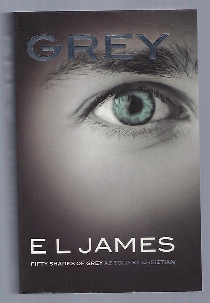 Grey - E.L. James - BPAP15130 - BOO