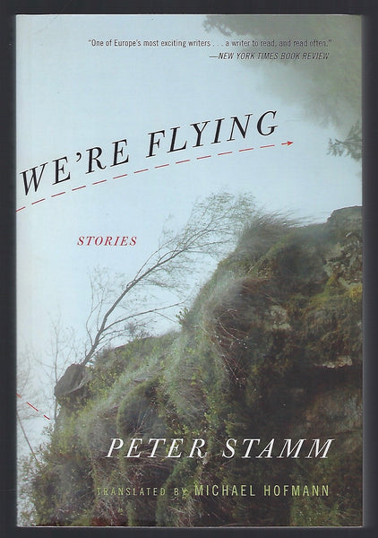 We're Flying - Peter Stamm - BCLA15235 - BOO