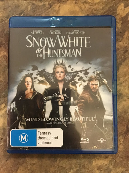 Blu-Ray - Snow White & The Huntsman - M - DVDAC DVDDR - GOL