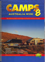 Camps Australia Wide (8th edition) - Philip and Cathryn Fennell - BTRA15008 - BOO