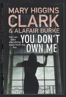 You Don't Own Me - Mary Higgins Clark - BPAP15910 - BOO