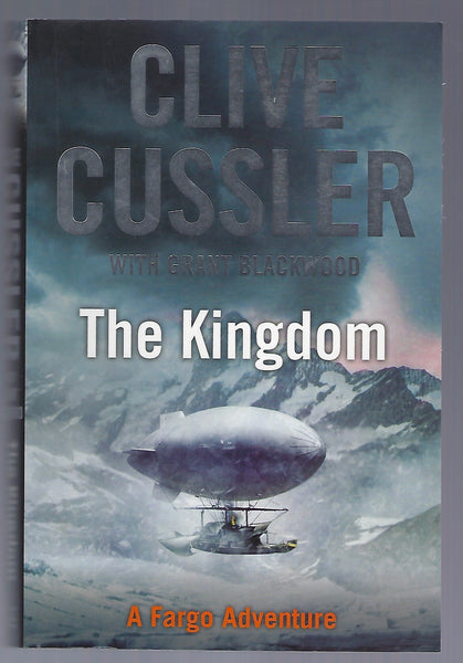 The Kingdom - Clive Cussler - BPAP15128 - BOO