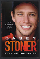 Pushing the Limits - Casey Stoner - BCRA15184 - BOO