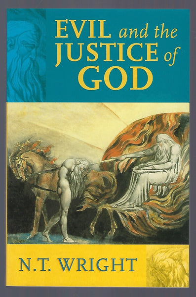 Evil and the Justice of God - N.T. Wright - BREL15010 - BOO