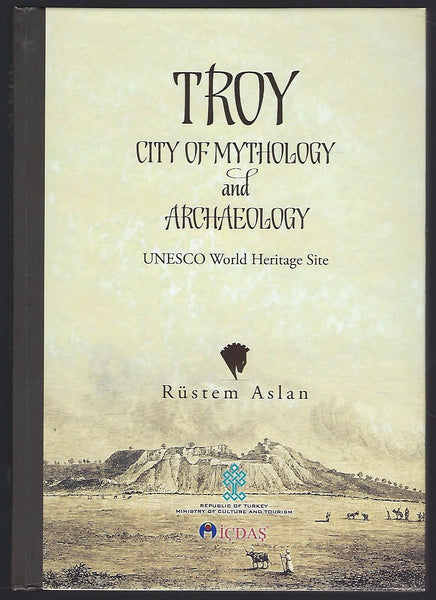 Troy: City of Mythology and Archaeology - BHIS15235 - BOO