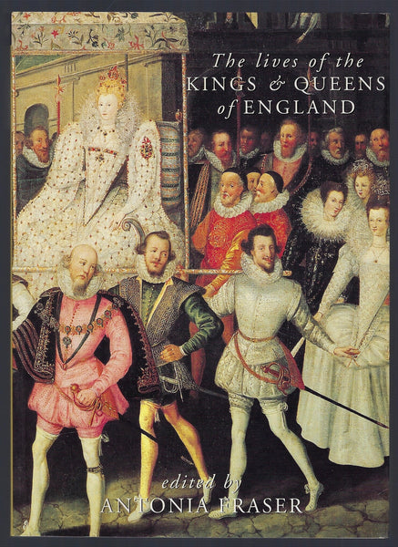 The Lives of the Kings and Queens of England - Antonia Fraser (ed.) - BHIS15165 - BOO