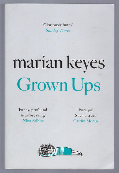 Grown Ups - Marian Keyes - BPAP15611 - BOO