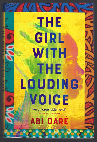 The Girl With the Louding Voice - Abi Daré - BPAP15801 - BOO