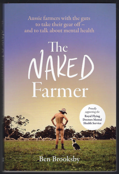The Naked Farmer - Ben Brooksby - BBIO15287 - BHEA - BAUT - BOO