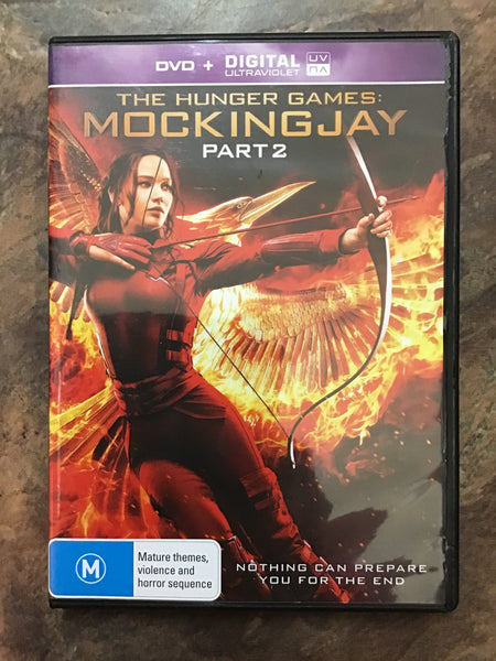 DVD - Mockingjay Part 2 - M - DVDSF DVDAC  - GOL