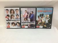 DVD TV Series - Workaholics: Seasons 1 - 3 - M - DVDBX5075 - GOL