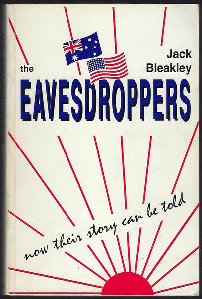 The Eavesdroppers - Jack Bleakley - BRAR15461 - BMIL - BOO