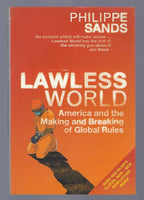 Lawless World - Philippe Sands - BSCI15033 - BOO