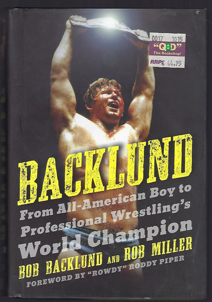 Backlund - Bob Backlund and Rob Miller - BCRA15274 - BBIO - BOO