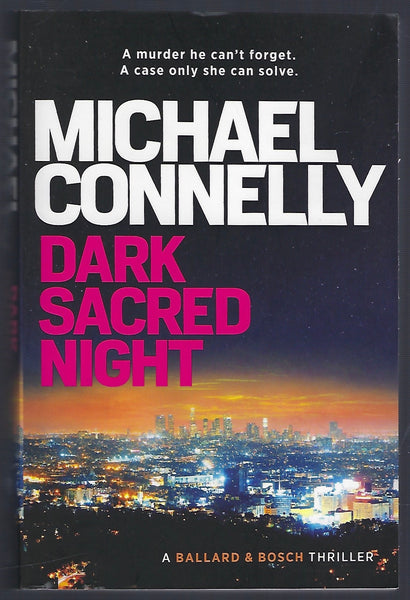 Dark Sacred Night - Michael Connelly - BPAP15861 - BOO