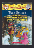 Thea Stilton and the Mystery on the Orient Express - Thea Stilton - BCHI15113 - BOO