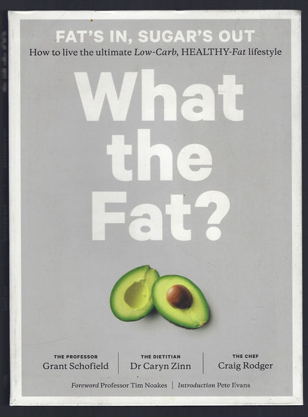What the Fat? - Grant Schofield et al. - BHEA15269 - BCOO - BOO
