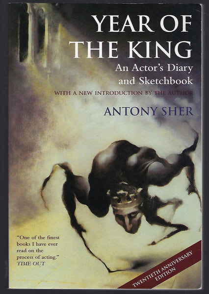 Year of the King: An Actor's Diary and Sketchbook - Antony Sher - BREF15279 - BCRA - BBIO - BOO