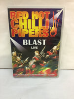 DVD - Red Hot Chilli PIPERS: Blast - DVDMU - GOL