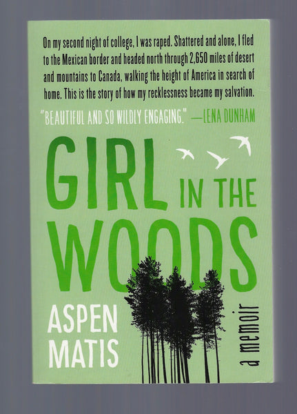 Girl in the Woods - Aspen Matis - BBIO15000 - BOO
