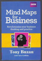 Mind Maps for Business - Tony Buzan - BREF15093 - BOO