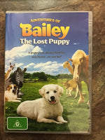 DVD - Bailey The Lost Puppy - G - DVDKF - GOL