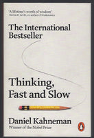 Thinking, Fast and Slow - Daniel Kahneman - BSCI15297 - BHEA - BOO