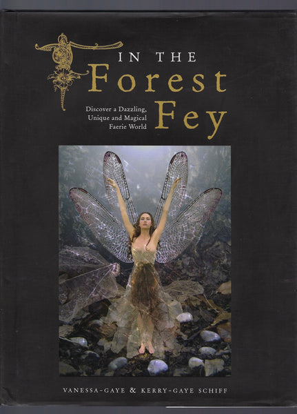 In the Forest Fey - Vanessa-Gaye and Kerry-Gaye Schiff - BCHI15055 - BHUM - BOO