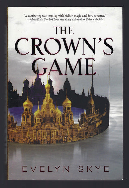 The Crown's Game - Evelyn Skye - BFIC15005 - BOO