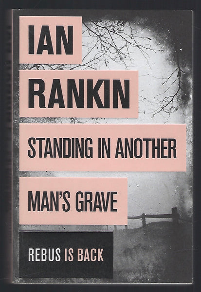 Standing in Another Man's Grave - Ian Rankin - BPAP15677 - BOO