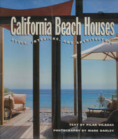 California Beach Houses - Pilar Viladas - BCRA15176 - BOO